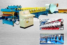 Roll forming machine / We specializing in the manufacture and export of roll forming machinery and steel structure machinery such as c/z purlin, guardrail, window and door roll forming machinery, ect,  you are welcome to visit our website. All of our products are customized, if any requirement feel free contact with me.