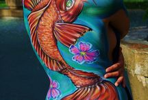 Body art / by Nora Machado