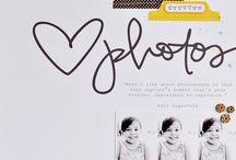 Scrapbook - A4