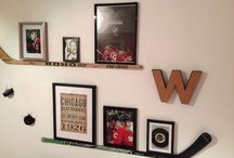 Hockey Room Ideas
