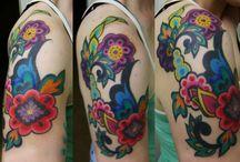 Tattoos / by Lauren Deger
