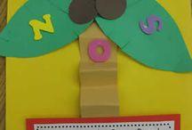 kindergarten name activities