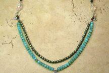 Crochet jewelry / Crochet