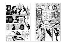 FullMetal Alchemist (manga) / Rotulación y retoques interiores. Cliente: Norma Editorial. (2013-2015)