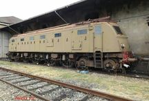 Loco / locomotive & locomotori