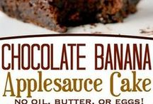 chocolate banana apple sauce