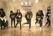 tanecne choreografie