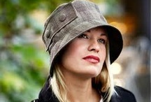Woman with hat..