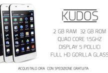 Smartphone / Smartphone di ultima generazione:  - Android 4.2 - Dual Siam - Quad Core