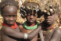 African Jewelry / by Eszter Rabin