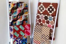 Ways to display quilts