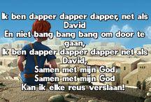Chr. kinderliedjes