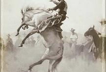 Cowboys/Wild West Posters & Prints