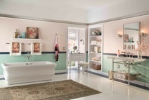 Bathroom Ideas / by Crystal Adams