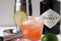 Spinster cocktails