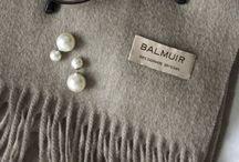 Silk, cashmere, wool