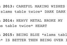 Emo Trinity and other Bands