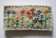 Embroidery / by Rita Sundin