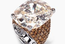Diamond, Fancy / Fancy Diamond Rings & Jewelry