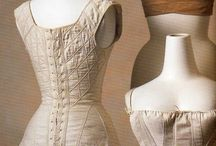 Clothing - Women's Accessories & Hair / Georgian, Regency & Victorian styles.  As well as modern representations for ideas.