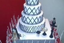 Torre eiffel cake