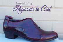 Regarde Le Ciel / http://www.traxxfootwear.ca