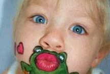 yüz boyama/face painting