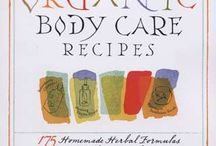 Natural Body and Skin care recipes / by Amma Rhea Wellness