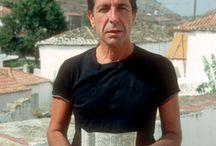 Leonard Cohen Hydra Greece