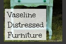 Distressed Furniture / This board is all about distressed furniture. How to distress furniture to make it look old. Decorating with and buying and selling distressed and old furniture and much more...