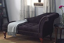 Møbler: Chaise Lounge - Daybed - Ottoman - Benk