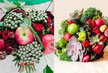 фруктовые букеты