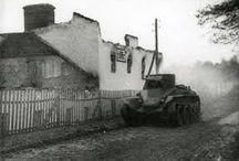 Light tanks BT / Czołgi lekkie BT