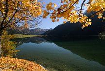 Herbst im Tannheimer Tal / So schön ist es im Herbst im #tannheimer_tal