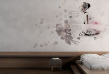 Donna / The universe of female emotions and passions becomes the protagonist of an interior design style.