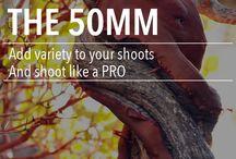50mm lens tutorials