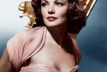 40's Style Icon Gene Tierney Style!  /  Insane, obsessive but oh-so stylish! A tribute to one of the most stylish and diabolical femme fatale ever!