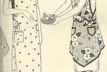 Vintage Aprons & Pinafores