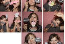 Cupcake Photo booth!