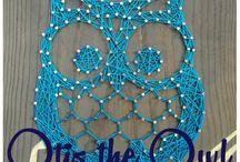 String Art ideas