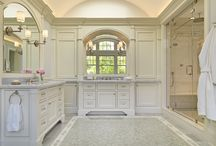 Master bath / by Laura Stetzel