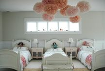 Rooms for Big Girls / by BabyBox.com Luxury Baby Gifts and Furnishings