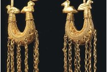 Scythian jewelry and textile