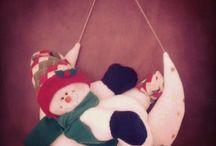 Adornos navideños / Hecho a mano