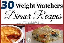 Weight Watchers Ideas & Recipes / by Sonia Wild