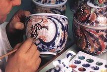 Herendi porcelánok.