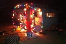Christmas and Camping