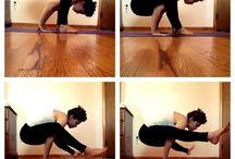 yoga challenge pose