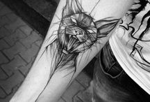 sketches tatuistikos