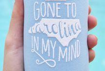 Carolina on my mind.